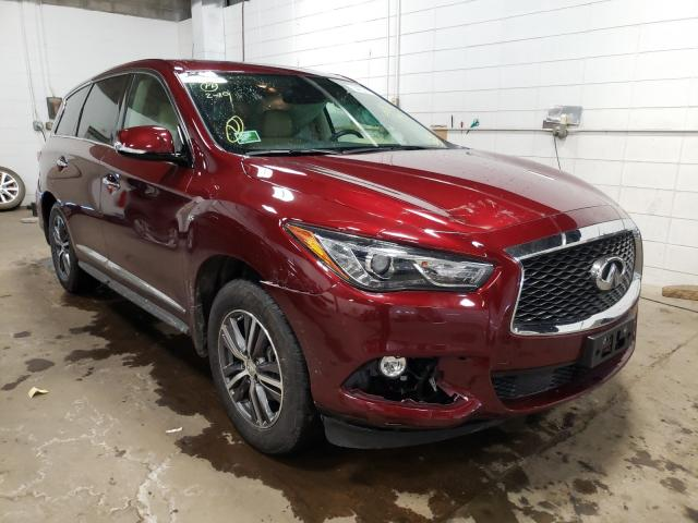 2019 INFINITI QX60 LUXE 5N1DL0MM0KC513381