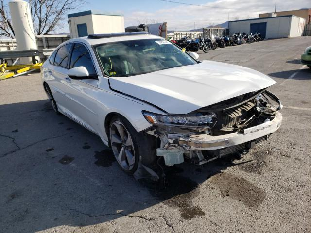 Salvage cars for sale from Copart Anthony, TX: 2018 Honda Accord TOU