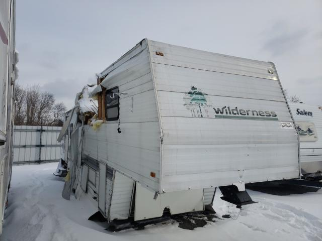 1995 Fleetwood Wilderness en venta en Alorton, IL