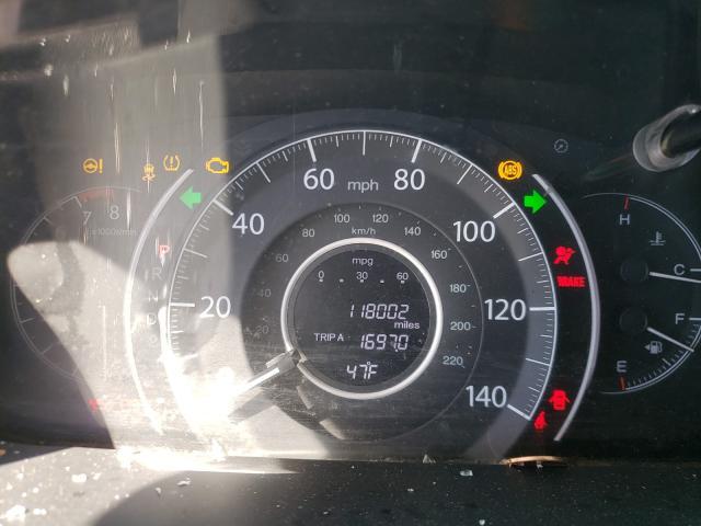2012 HONDA CR-V LX 2HKRM4H32CH618042