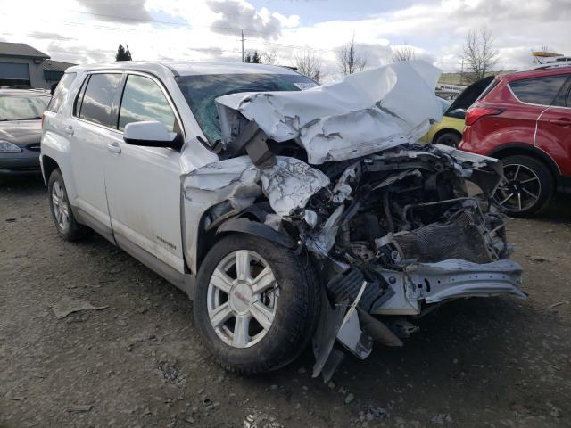 Salvage cars for sale from Copart Eugene, OR: 2016 GMC Terrain SL