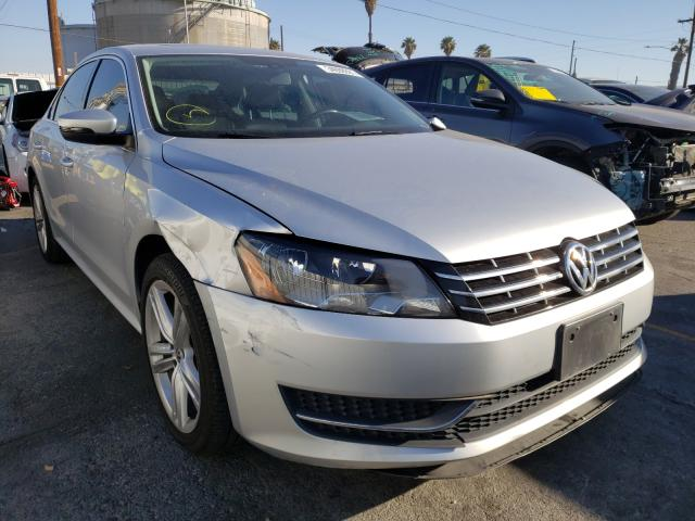 Volkswagen salvage cars for sale: 2015 Volkswagen Passat SE