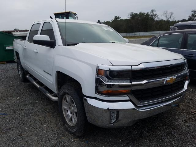 Salvage cars for sale from Copart Jacksonville, FL: 2017 Chevrolet Silverado