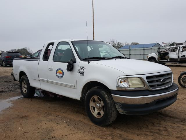 Salvage cars for sale from Copart Newton, AL: 2000 Ford F150