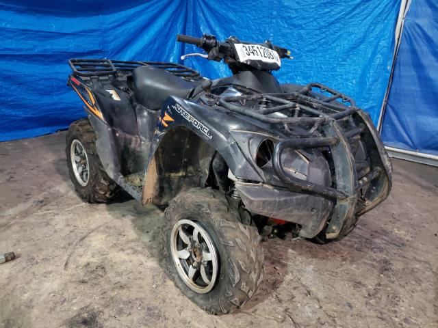 Salvage cars for sale from Copart Atlantic Canada Auction, NB: 2018 Kawasaki KVF750 G