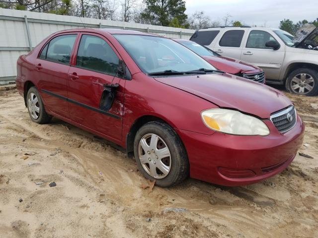 Salvage cars for sale from Copart Gaston, SC: 2006 Toyota Corolla CE