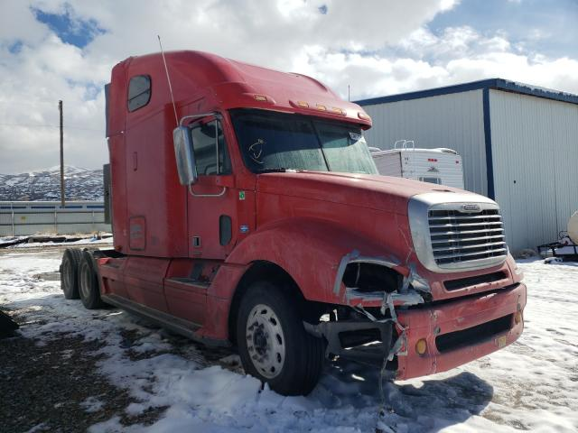 Salvage cars for sale from Copart Magna, UT: 2008 Freightliner Convention