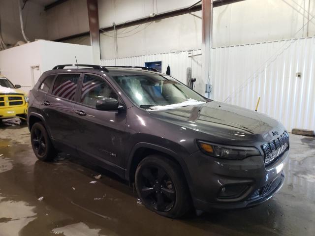 2020 Jeep Cherokee L en venta en Tulsa, OK