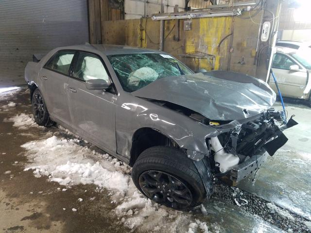 Salvage cars for sale from Copart Fort Wayne, IN: 2019 Chrysler 300 S