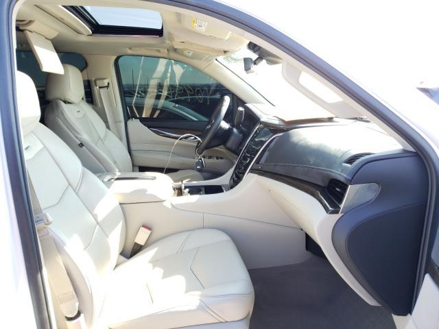 2020 CADILLAC ESCALADE E - Left Rear View