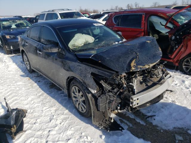 Salvage cars for sale from Copart Bridgeton, MO: 2014 Nissan Altima 2.5