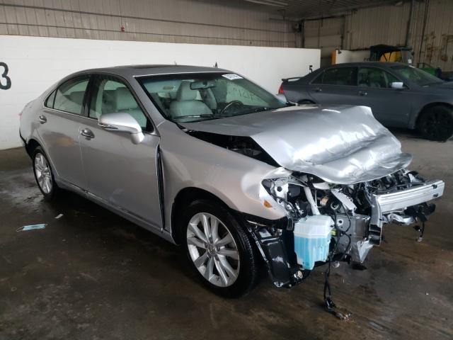 Salvage cars for sale from Copart Candia, NH: 2011 Lexus ES 350