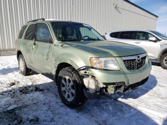 Mazda salvage cars for sale: 2008 Mazda Tribute S