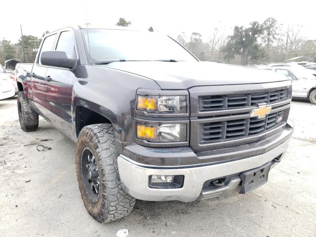 Salvage cars for sale from Copart Savannah, GA: 2014 Chevrolet Silverado