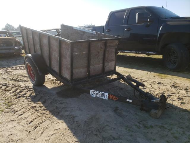 Special Construction salvage cars for sale: 2010 Special Construction Trailer