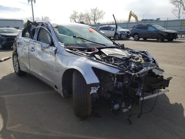 Infiniti salvage cars for sale: 2017 Infiniti Q50 Premium