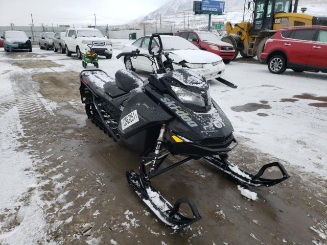 Salvage cars for sale from Copart Farr West, UT: 2020 Skidoo Summit