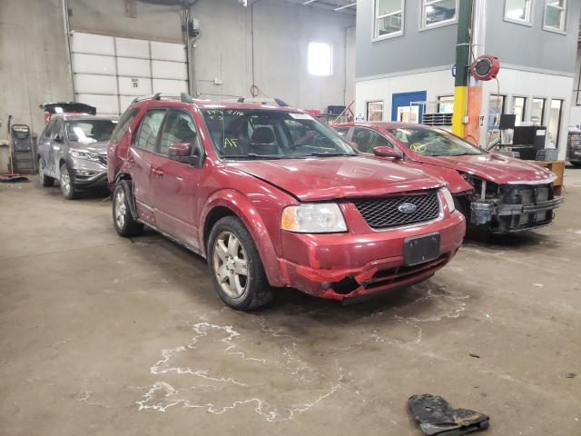 Salvage 2007 FORD FREESTYLE - Small image. Lot 34092301