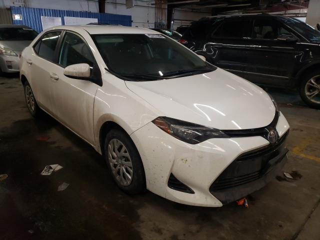 Salvage cars for sale from Copart Denver, CO: 2018 Toyota Corolla L