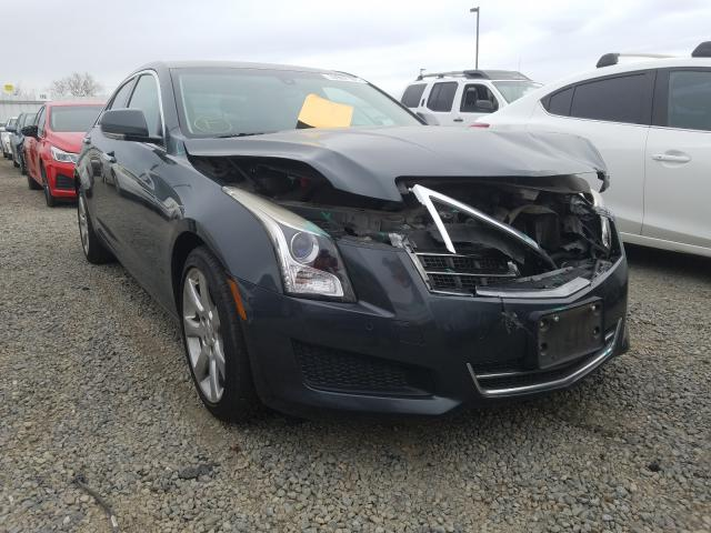 Cadillac salvage cars for sale: 2014 Cadillac ATS Luxury