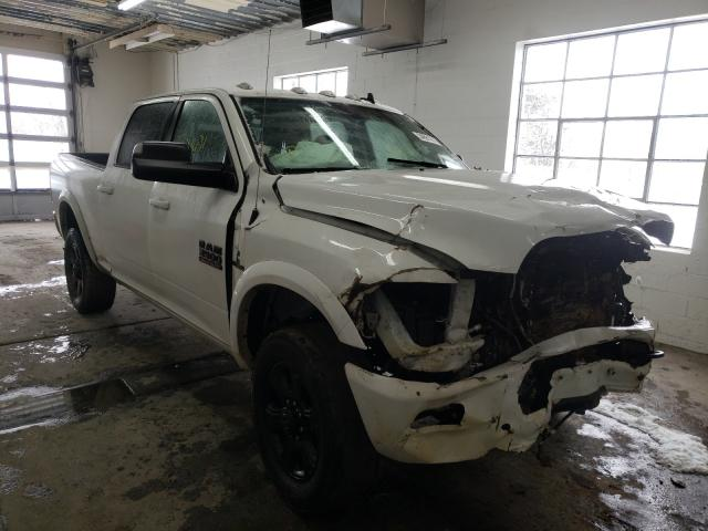 Salvage cars for sale from Copart Grantville, PA: 2017 Dodge RAM 3500 SLT