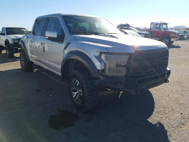 2018 FORD F150 RAPTO - Left Front View