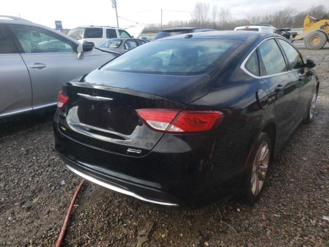 2015 Chrysler 200 | Vin: 1C3CCCAB9FN659250