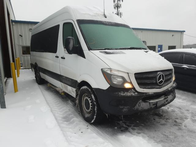 Mercedes-Benz salvage cars for sale: 2018 Mercedes-Benz Sprinter 2