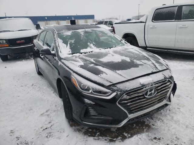 Hyundai Sonata salvage cars for sale: 2018 Hyundai Sonata