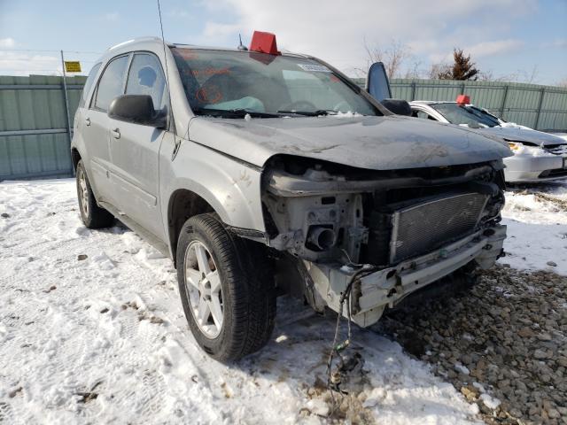 Vehiculos salvage en venta de Copart Kansas City, KS: 2005 Chevrolet Equinox LT