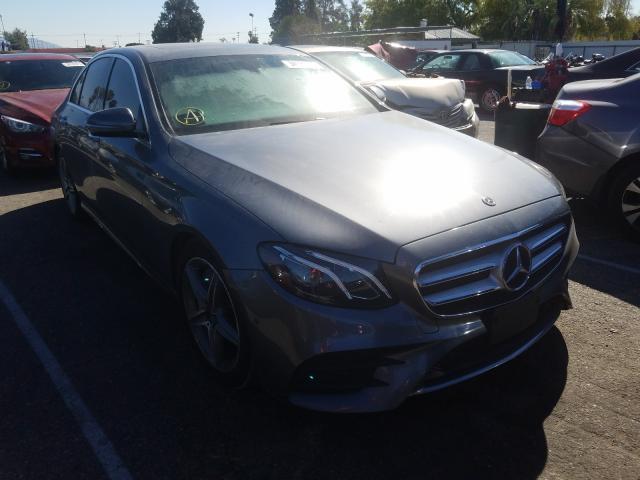 Vehiculos salvage en venta de Copart Van Nuys, CA: 2018 Mercedes-Benz E 300