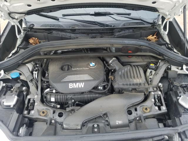 2016 BMW X1 XDRIVE2 WBXHT3C37GP883679