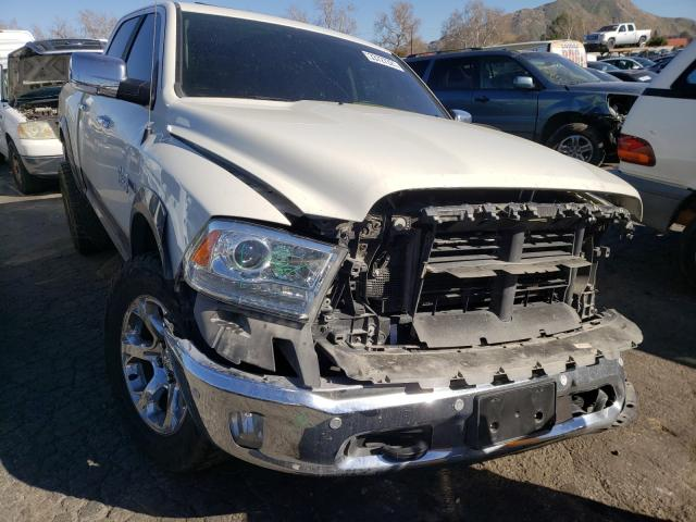 Salvage cars for sale from Copart Colton, CA: 2018 Dodge 1500 Laram