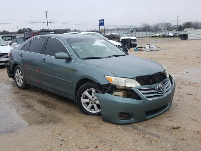 Salvage cars for sale from Copart Newton, AL: 2010 Toyota Camry Base