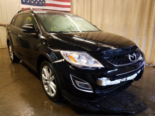 Mazda CX-9 salvage cars for sale: 2011 Mazda CX-9