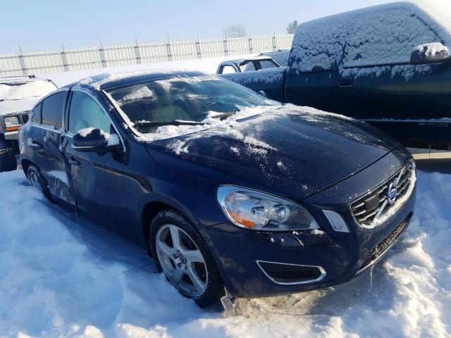 2013 VOLVO S60 T5 YV1612FH7D2195888