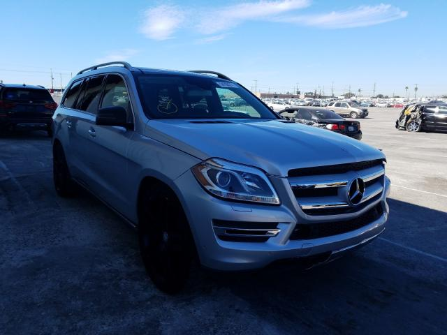 2016 Mercedes-Benz GL 450 4matic for sale in Sun Valley, CA