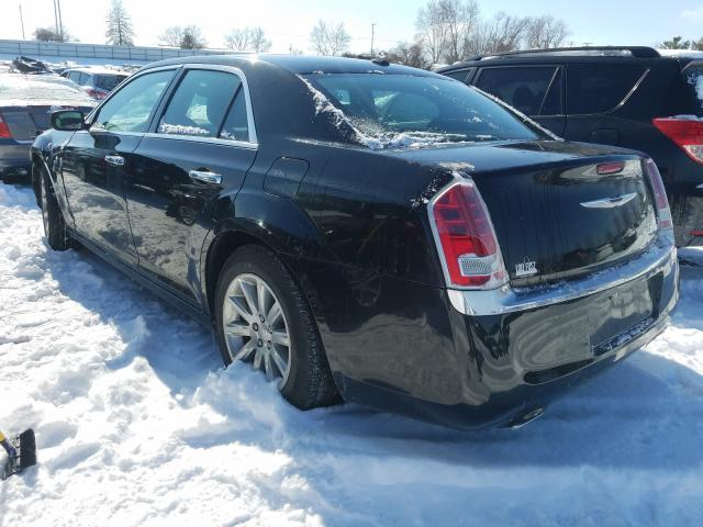2011 CHRYSLER 300 LIMITE - Right Front View