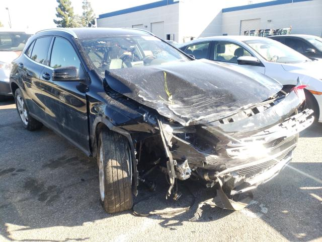 Salvage cars for sale from Copart Rancho Cucamonga, CA: 2020 Mercedes-Benz GLA 250