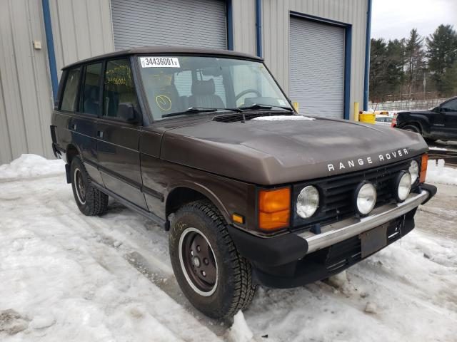1989 Land Rover Range Rover for sale in Mendon, MA