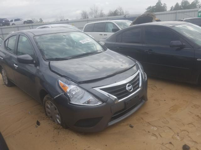 Salvage cars for sale from Copart Gaston, SC: 2019 Nissan Versa S