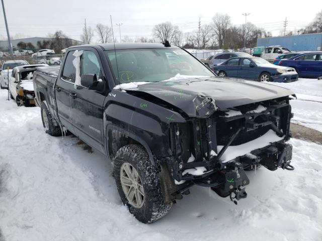 Salvage cars for sale from Copart Bridgeton, MO: 2016 GMC Sierra K15