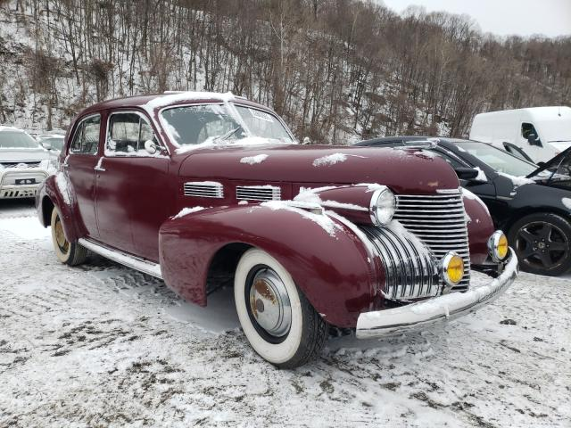 1940 Cadillac Series 62 for sale in Marlboro, NY