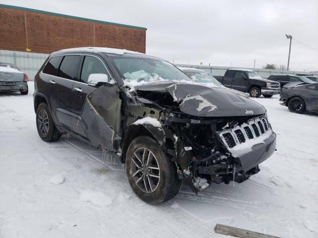 Salvage cars for sale from Copart Lexington, KY: 2020 Jeep Grand Cherokee