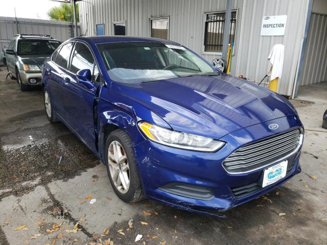 2016 FORD FUSION SE - Other View