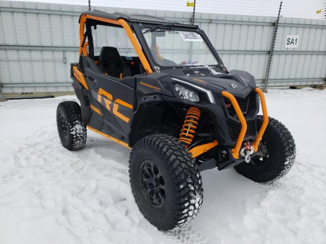 Salvage cars for sale from Copart Nisku, AB: 2020 Can-Am Maverick S