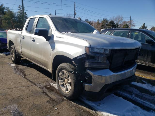 Salvage cars for sale from Copart Denver, CO: 2020 Chevrolet Silverado