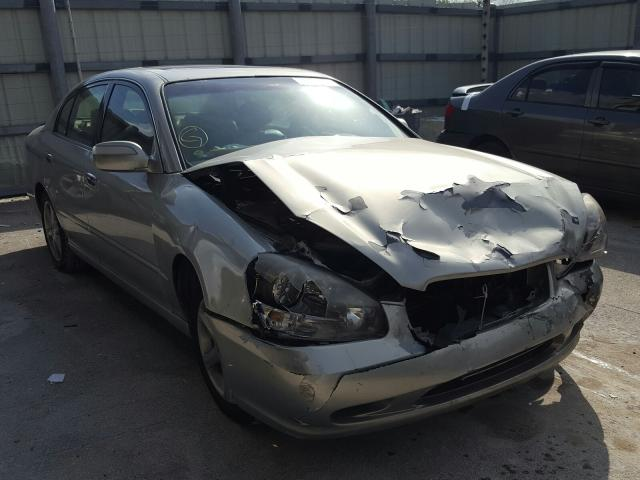 Infiniti Q45 salvage cars for sale: 2003 Infiniti Q45