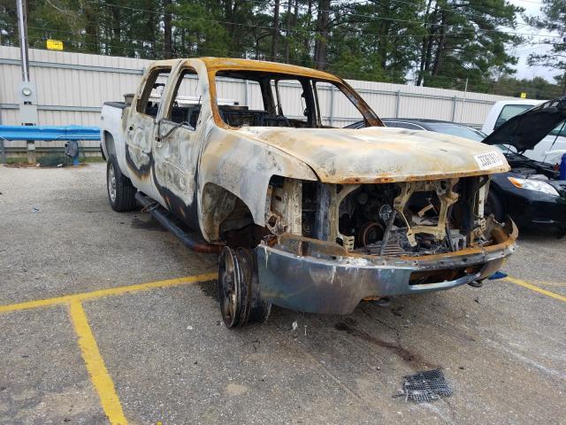 2013 Chevrolet Silverado en venta en Eight Mile, AL