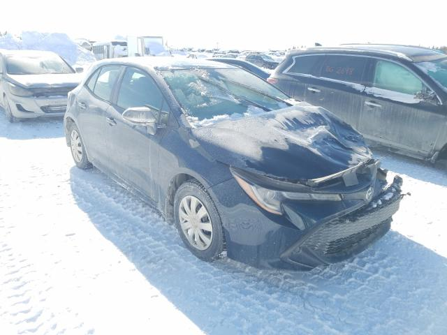 Salvage cars for sale from Copart Montreal Est, QC: 2019 Toyota Corolla